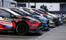 'World RX' čempionātam pievienojas F-1 trase Ostinā