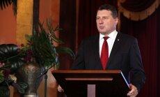 Президент: Нахождение бывших агентов КГБ на госдолжностях в Латвии невозможно