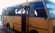 ANO Drošības padome nosoda autobusa apšaudīšanu Ukrainā; 'par' balso arī Krievija