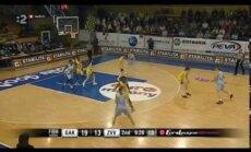 Slovākijā basketbola komentētājs par spēli stāsta piedzēries