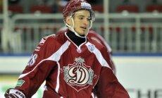 Aizsargs Grīnbergs nākamajā sezonā nespēlēs HK 'Rīgas' sastāvā