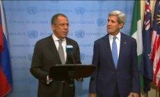 Россия и США срочно обсуждают координацию бомбардировок в Сирии