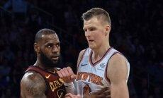 'Knicks' centrs Kanters: Porziņģis ir Ņujorkas karalis