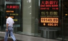 Ķīna februārī reģistrē 23 miljardus dolāru lielu tirdzniecības deficītu