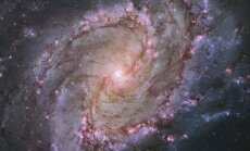 Замечено странное движение всех галактик во Вселенной