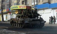 Stoltenbergs: NATO ir izlūkinformācija par Krievijas militāro klātbūtni Ukrainā