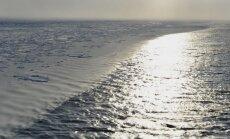 Gāzes tankkuģis pirmo reizi mēģina šķērsot Arktikas ūdeņus ziemā