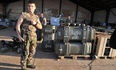 В Литву переброшено около 300 французских военных