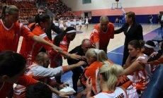 Jēkabsones-Žogota ar 15 punktiem palīdz UGMK uzvarēt FIBA Eirolīgas spēlē