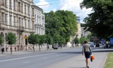В Риге ограничат движение по улице Кр. Валдемара и закроют участок улицы Вагону