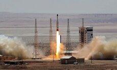 Irāna paziņo, ka raķešu programmu turpinās par spīti Rietumu spiedienam