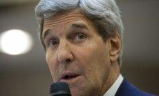 Sarunās ar Irānu vēl atlikuši 'grūti jautājumi', atzīst Kerijs