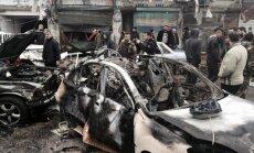Теракт в сирийском городе Джабла унес до 15 человеческих жизней