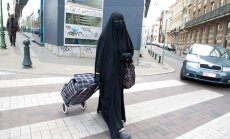 musulmaņu sieviete