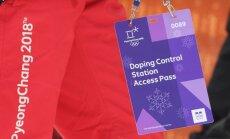 Phjončhanā veikts neredzēti daudz dopinga pārbaužu