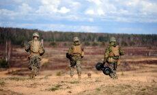 Lai spētu stāties pretī Krievijai, Latvijai jāveido divas brigādes, secināts pētījumā