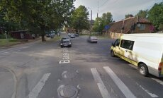Iespējami satiksmes sarežģījumi uz Bauskas ielas, braucot Dienvidu tilta virzienā