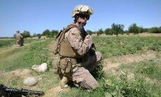 ASV apsvērs iespēju neatstāt nevienu savu karavīru Afganistānā