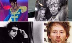 Septiņas pasaulslavenu mūziķu agrīnās kompozīcijas, kuras viņi labprātāk aizmirstu