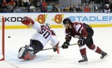 Latvijas izlase saglabā otro augstāko metienu realizāciju pasaules čempionātā