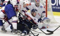 Video: Norvēģijas hokejisti pārsteidz slovākus