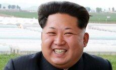 Ziemeļkoreja pieprasa ASV atzīt to par 'leģitīmu kodolvalsti'