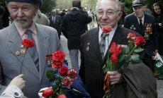Kara veterāniem no Baltijas Krievija maksās ikmēneša pabalstus