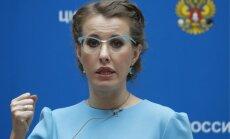 Ksenijas Sobčakas pārstāvis apstiprina – viņa ir otrā bērna gaidībās
