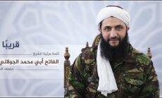Teroristiskais grupējums 'Al Nusra' paziņo par atdalīšanos no 'Al Qaeda'