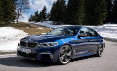 Krievijā joprojām mīlētākais auto zīmols ir BMW; pirmo reizi topā iekļūst 'Lada'