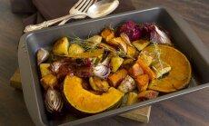 Ducis sātīgu un izsalkumu remdējošu ideju vakariņām, ko pagatavot lielā cepamtraukā
