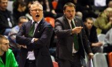 'Valmieras' basketbolistiem sāpīgs zaudējums pret 'Jūrmala'/'Fēnikss' komandu