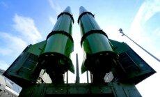 Kāpēc 'Iskander' iedveš bijību: fakti par Krievijas lielo ballistisko raķeti