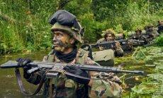 Zemessardzes bataljoniem drīzumā iegādāsies nakts redzamības ierīces