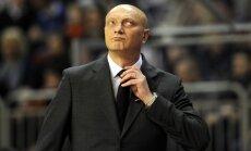 'VEF Rīga' basketbolisti Talsos izcīna uzvaru pret 'Turības' komandu