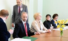 """ЛОР и """"Для развития Латвии"""" надеются на победу в Риге, НКП планирует получить более десяти мест"""