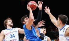 Итальянцы прошли в олимпийскую квалификацию, Латвии опять играть с Чехией