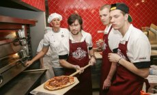 Katram sava pica tuvāka jeb kā 'Dinamo' puiši picas cepa