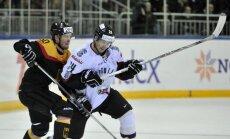 Latvijas hokeja izlase Rīgā uzsāk cīņu par piektajām olimpiskajām spēlēm pēc kārtas