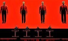 'Arēnā Rīga' būs grandiozais 'Kraftwerk' 3D šovs