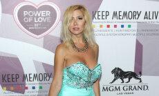 Draiskā krievu zvaigzne Nadja tomēr prot būt eleganta