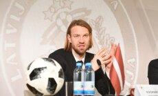 Latvijas futbola virslīgā būs izmaiņas viesspēlētāju ierobežojumos