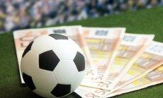 Bijušās Spānijas futbola kluba 'Osasuna' amatpersonas arestētas par miljonu piesavināšanos