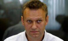 Atteikums reģistrēt Navaļniju rada šaubas par Krievijas prezidenta vēlēšanu demokrātiskumu, secina ES