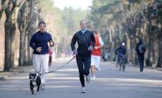 Aicina uz kopīgu sagatavošanās treniņu pirms 'BalticMiles' pusmaratona