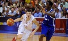 NBA draftā izraudzītais Kurucs nepalīdzēs Latvijas U-20 izlasei Eiropas čempionātā