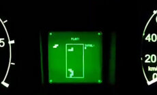 GAZ skaidro, kāpēc viņu auto panelī pieejama 'Tetris' spēle