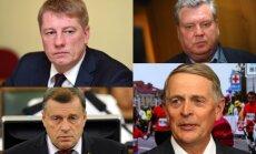 Deputāti aizdomīgi nenāk uz sēdi; neizdodas lemt par ierobežojumiem ātrajiem kredītiem