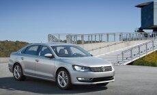Amerikāņu dēļ 'Volkswagen' jaunus modeļus ieviesīs biežāk