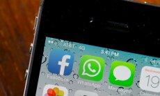 Maskava liek 'Facebook', 'Twitter' un 'Gmail' reģistrēties Krievijā